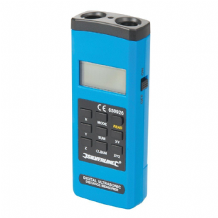 Silverline 650926 Digital Range Measure